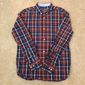 Urban Outfitters Plain Button Down MED